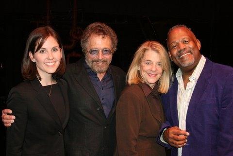 Lauren Schmiedel, Walter Marks, Frances Hill, and Kent Gash Photo
