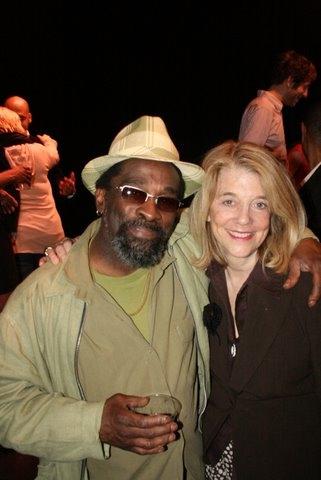 Glenn Turner and Frances Hill