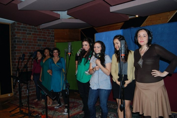 Photo Flash: R.Evolucion Latina Produces Dare To Go Beyond The Album