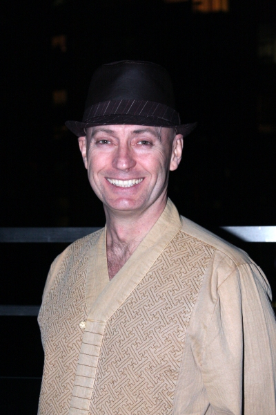 Jamie Jackson at THE 39 STEPS Opens Off-Broadway; Celebrates with Ebersole