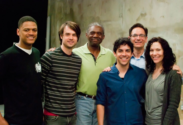 Photos: Glymph, Robinson Lead Cast of Old Globe's THE WHIPPING MAN