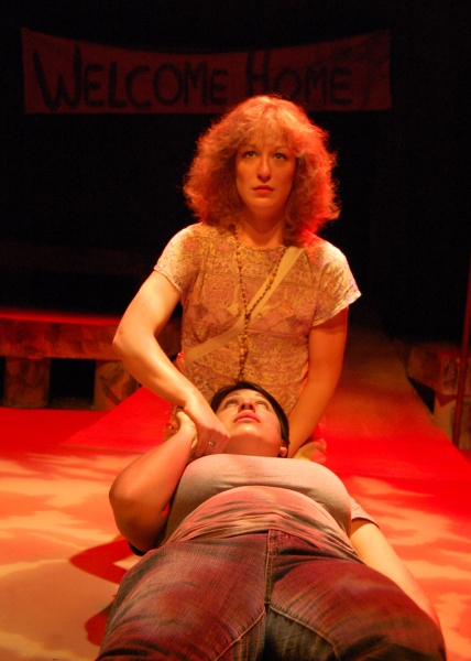 Photo Flash: Chance Theater Presents WELCOME HOME JEREMY SUTTER