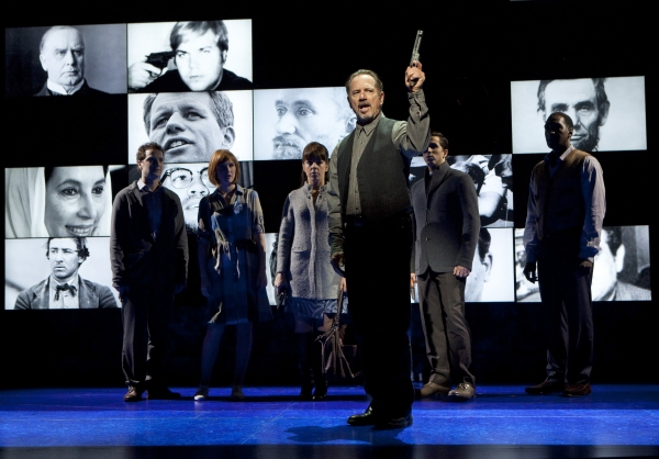 Photo Flash: SONDHEIM ON SONDHEIM Opens on Broadway Tonight!