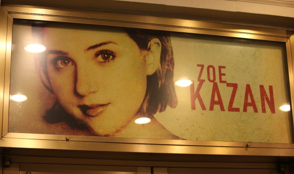 BWW Interviews: BEHANDING's Zoe Kazan