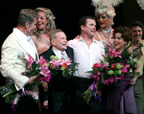 Photo Coverage: LA CAGE AUX FOLLES Opening Night Curtain Call!
