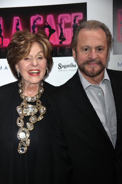 Photo Coverage: LA CAGE AUX FOLLES Opening Night Red Carpet!