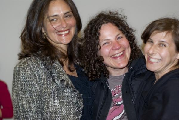 Cusi Cram, Lucy Thurber, Brooke Berman
