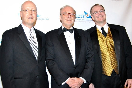 Photo Coverage: NCTF & Lily Tomlin Honor Nathan Lane, Eugene Lee et al.