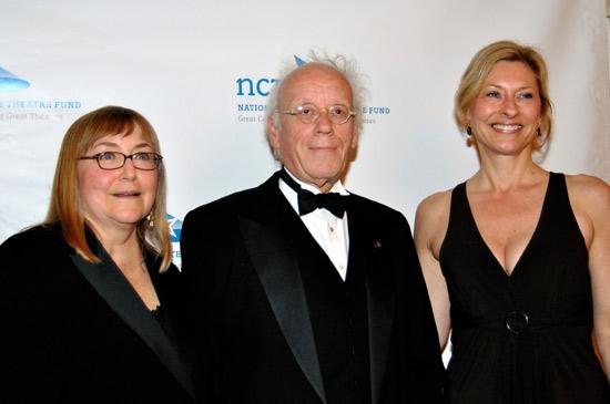 Eugene Lee  at NCTF & Lily Tomlin Honor Nathan Lane, Eugene Lee et al.