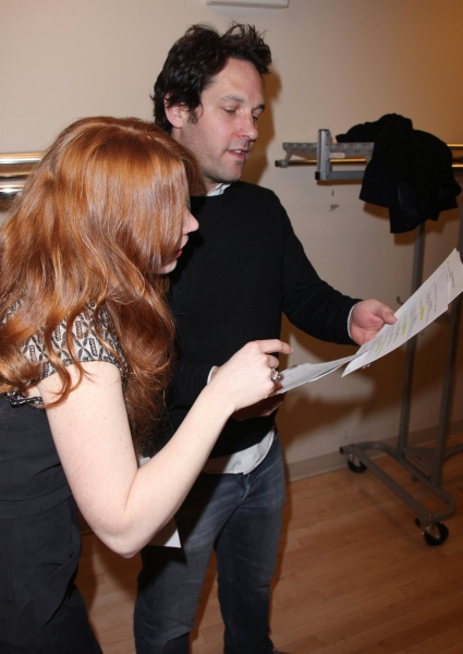 Photo Coverage: Our Time - Backstage