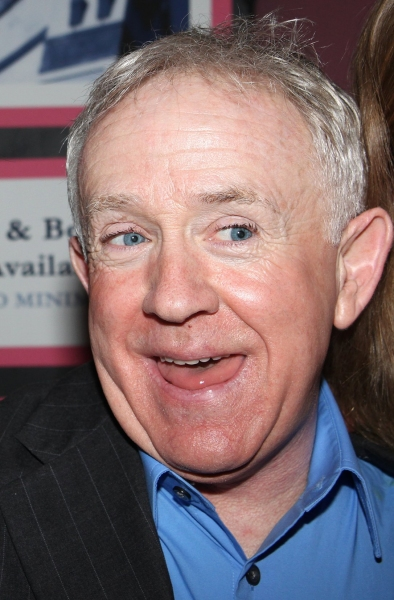 Photo Coverage: Leslie Jordan Backstage