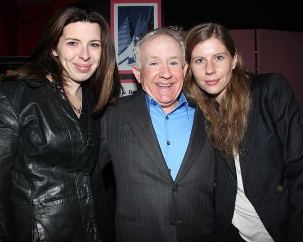 Heather Matarazzo, Leslie Jordan and Carolyn Murphy