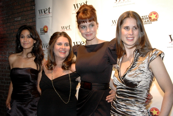 Emmanuelle Chriqui, Sasha Eden, Carla Gugino and Victoria Pettibone