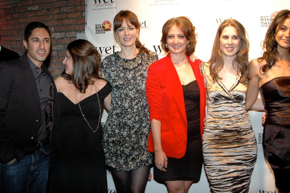 Maulik Pancholy, Sasha Eden, Rosemarie DeWitt, Glennis McMurray, Victoria Pettibone