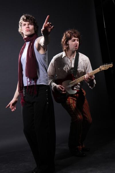 Nick Vidal and Joseph Stearns Photo