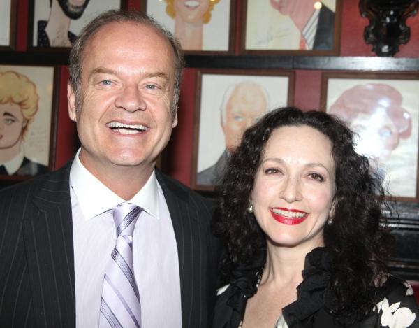 Photos: Grammer & Neuwirth Announce '09-'10 Drama League Award Nominees