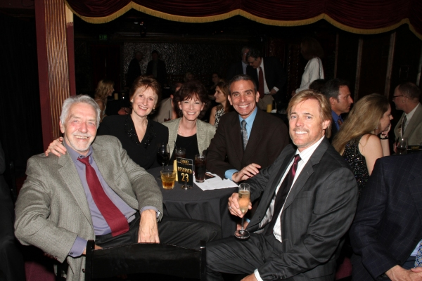 Photos: Shelly Goldstein At The Magic Castle