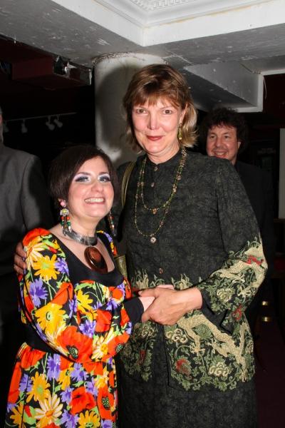 Shelly Goldstein and Ann Ryerson-Hall Photo