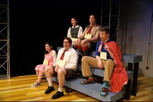 Photo Flash: Red Branch Theatre Company's SPELLING BEE