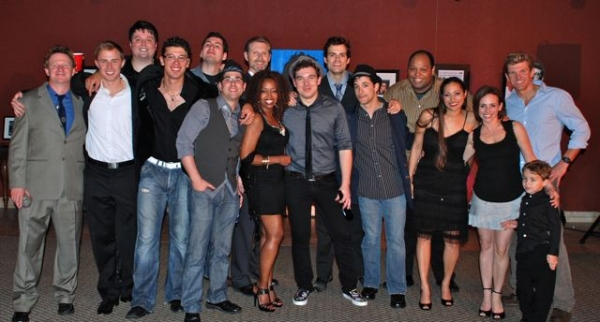 Photo Flash: Opening NIght Of BUDDY At La Mirada