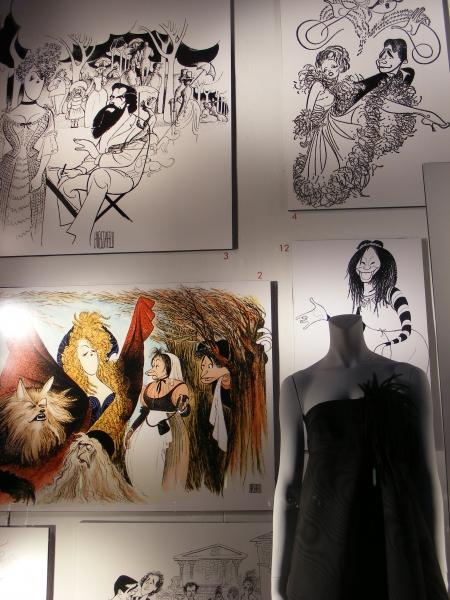 Photo Coverage: Bergdorf Goodman Honors Sondheim with Window Displays