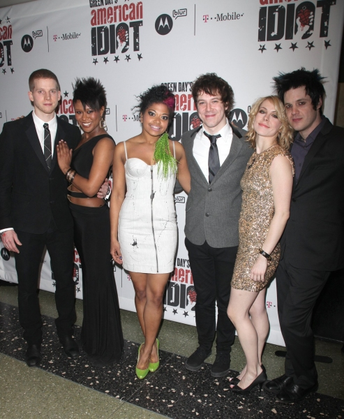 Photo Coverage: AMERICAN IDIOT After-Party!
