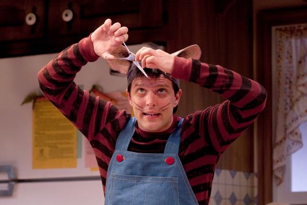 Steve Pacek as Mouse