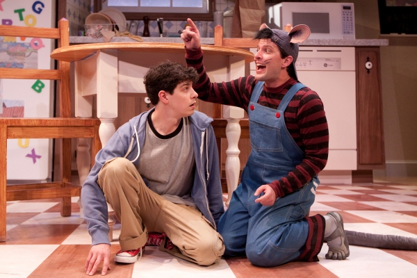 – David Raphaely as Boy and Steve Pacek as Mouse
