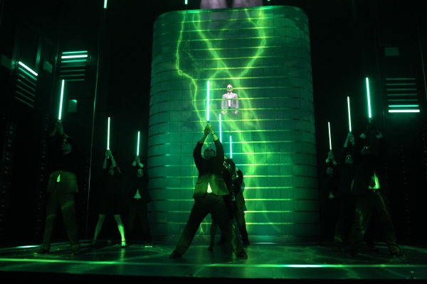 Photo Flash: ENRON Plays Final Show Tonight