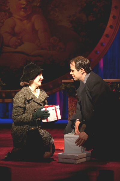 Photo Flash: Westport Country Playhouse Presents SHE LOVES ME Through 5/8