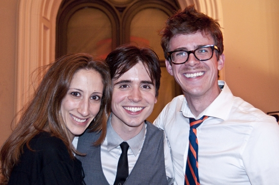 Photo Coverage: Matt Doyle Plays Joes Pub Feat. Damiano, Taylor & Hunton