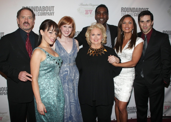 Photo Coverage: SONDHEIM ON SONDHEIM Opening Night Party!