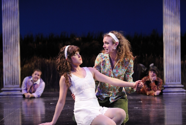 Photo Flash: InterAct Presents A MIDSUMMER NIGHT'S DREAM