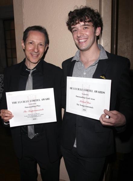 Jon Marans & Michael Urie