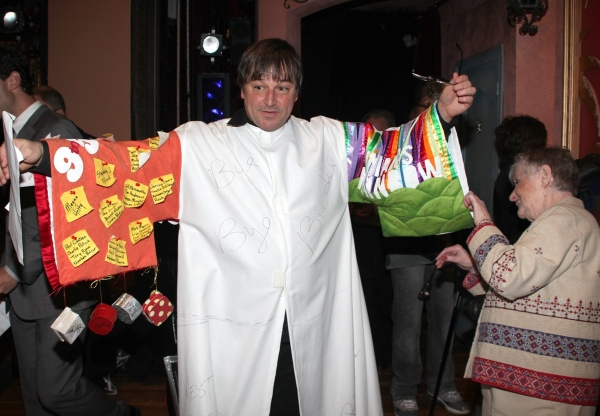 Photo Coverage: LA CAGE AUX FOLLES Gypsy Robe Ceremony!