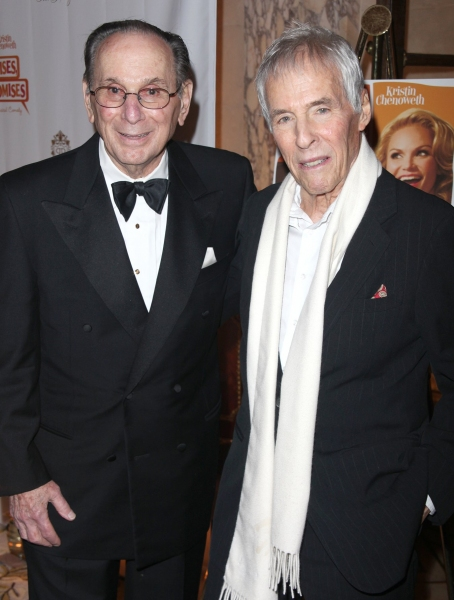 Hal David & Burt Bacharach