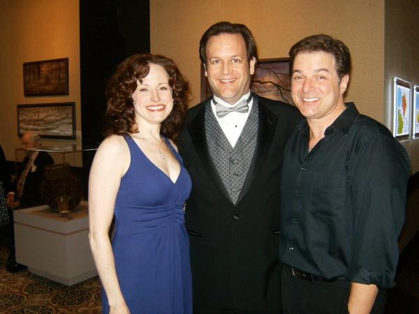 Heidi Kettenring, Chuck Gessert and Bernie Yvon Photo