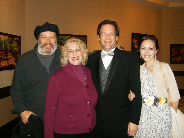 David Girolmo, Susan Haimes, Chuck Gessert and Dina Dicostanzo