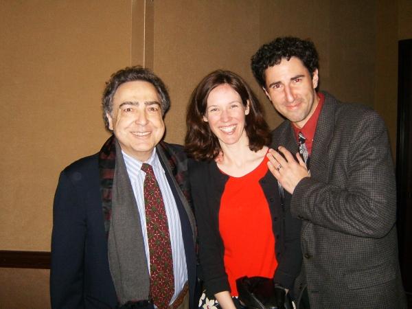 Bill Pullinsi, Linda Fortunato and Sean Fortunato