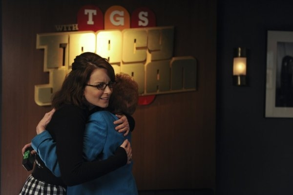 Photo Flash: Stritch & LuPone Guest on 30 Rock!