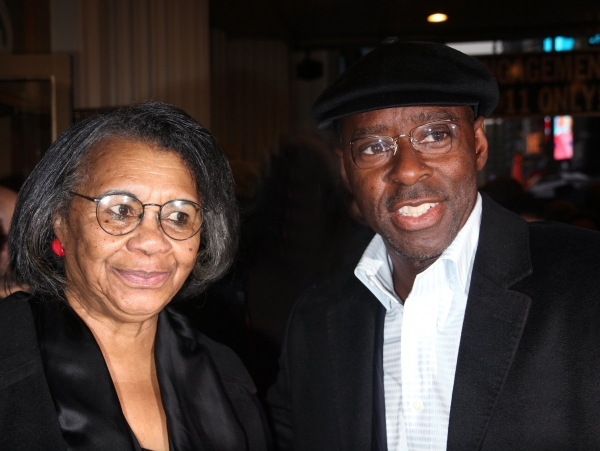 Photo Coverage: FENCES Opening Night Theatre Arrivals
