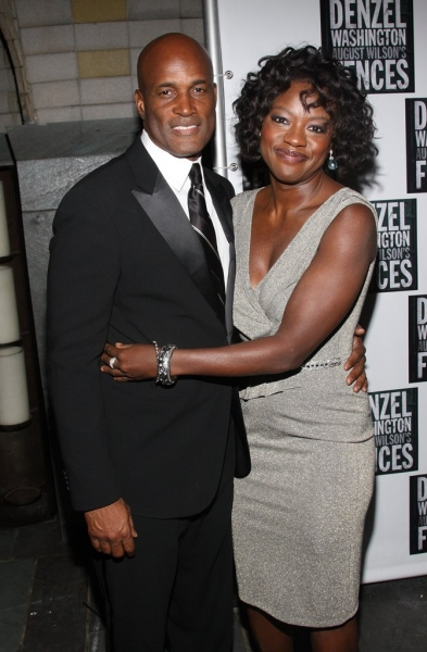 Photo Coverage: FENCES Opening Night Curtain Call and After-Party!