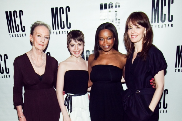 Photo Flash: MCC Theater's FAMILY WEEK Opening Night