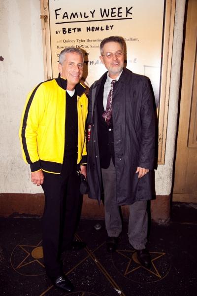 Mark Platt and Jonathan Demme