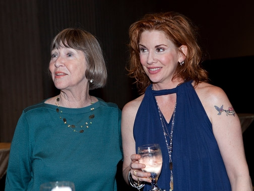 Photo Flash: Melissa Gilbert Reunites with Her Original LITTLE HOUSE TV Series Family