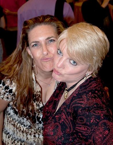 Rachel Greenbush and Alison Angrim