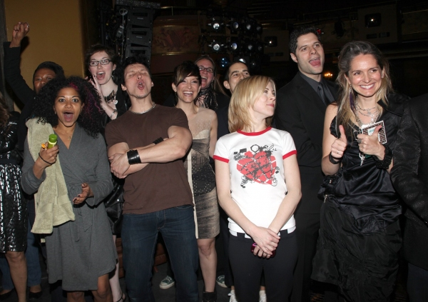 Photo Coverage: AMERICAN IDIOT Gypsy Robe Ceremony