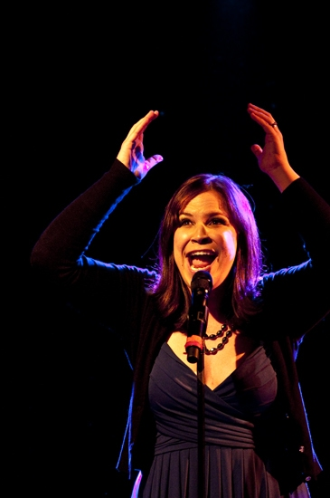 Photo Coverage: O'Hara, Rodriguez et al. in the NewMusicalTheatre Concert