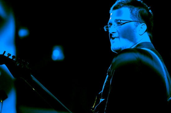 Matt Hinkley at O'Hara, Rodriguez et al. in the NewMusicalTheatre Concert