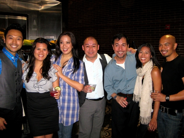 Photo Coverage:  Prospect Theater Company's HONOR Reading After-Party!